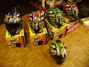 Huge Helmet Blow Out Sale Full Face $69.99 And Up Motorcycle