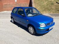 Nissan Micra 2000/W reg new timing kit changed! Cheap Quick sale