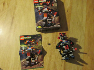 LEGO 2151 Roboforce Robo Raider Space Building Block Toy Vintage