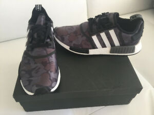 Adidas NMD_R1 BAPE collection shoes Size 13