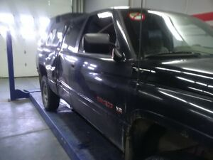 Dodge Ram 1500 4x4 extended cab