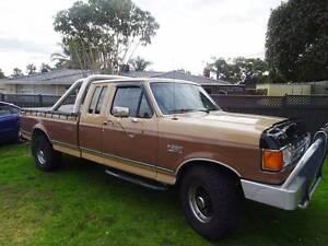 1988 Ford F250 7.5L V8 Rear Wheel Drive Orelia Kwinana Area Preview