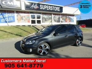 2010 Volkswagen Golf GTI 5-Door  LEATH ROOF (NEW TIRES) HTD-SEAT