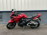 2015 Suzuki Bandit 1250S on 65 Reg Candy red