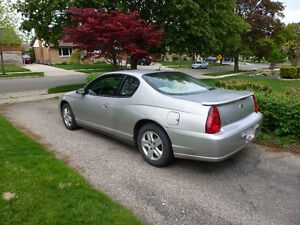 2006 Chevrolet Monte Carlo LS Coupe (2 door)