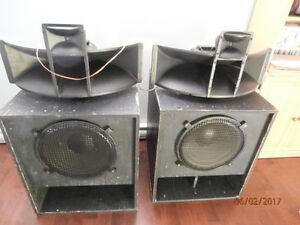 Electro Voice - Top Sentry IV - 8 ohms - 2x
