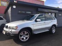 2003 BMW X5 3.0d auto Sport 4x4 4WD **Full Service History - Sat Nav**