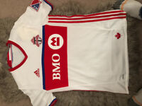 Signed Giovinco TFC Jersey