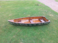 Antique 11 foot boat