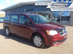 2019 Dodge Grand Caravan Canada Value Package 2WD  - $162.46 B/W