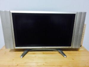 TV by SHARP 26 inch