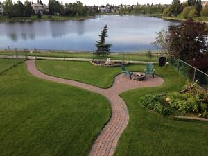 Harvest Hills House For Rent - Walkout on the Lake