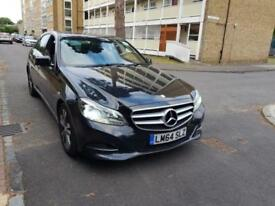 Mercedes-Benz E220 2.1CDI ( 177bhp ) BlueTEC 7G-Tronic Plus 2015MY SE
