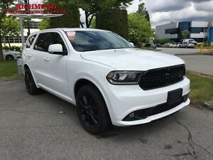 2017 Dodge Durango GT  - Leather Seats -  Bluetooth - Low Mileag