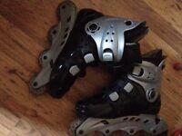 British knights rollerblades