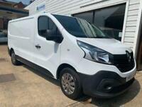 2014 Renault Trafic 1.6 LL29 BUSINESS DCI S/R P/V 115 BHP PANEL VAN Diesel Manua