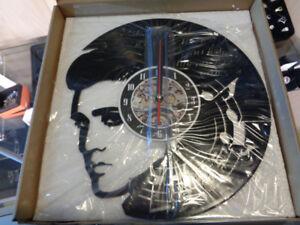 Elvis Clock uh HUH!! Brand new! Elvis PRESLEY