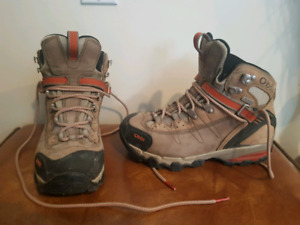 Oboz ladies hiking boots