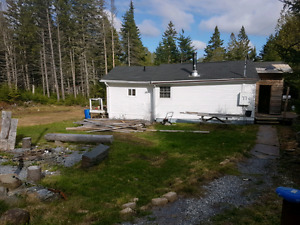 Cottage for sale drilled well