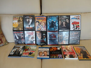 18 Like New DVD's, Blu Ray's and 4 DVD Full Episode Sets Kitchener / Waterloo Kitchener Area image 1