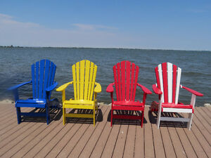 ADIRONDACK LEISURE CHAIRS