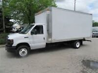 empty 17 ft truck  ** St John's to Halifax **  Monday June 4th