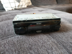 Car radio SONY DSX-A200UI used