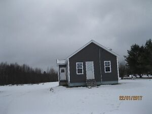 Land with House for sale 791 Cape Breton Rd. St. Philippe