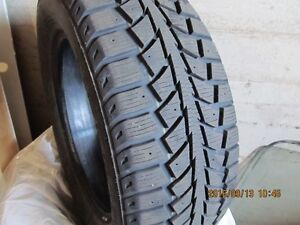 SNOW TIRES FOR SALE 215/60R16 SET OF 4.