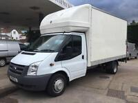 Ford Transit 2.4TDCi Duratorq ( 115PS ) 350 LWB LUTON TAIL LIFT