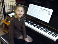 Awesome Piano Lessons in Nelson! Register now for September!