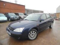 FORD MONDEO ZETEC 2.0 PETROL 5 DOOR HATCHBACK