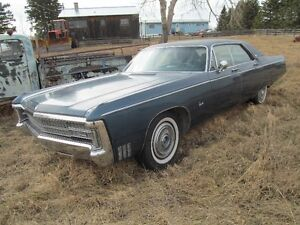 chrysler imperial and acreage sale;multiple vehicles