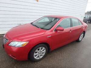 2008 Toyota Camry HYBRID_LE_ONE OWNER_LOW KM_ CERTFIED_CLEAN