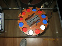 RONDE TRAY POKER CHIPS
