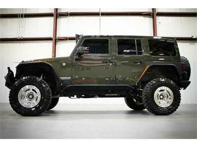 2016 Jeep Wrangler Unlimited Rubicon 2016 Jeep Wrangler Unlimited Rubicon Over  15K In Adds Metal Cloak Spyderlock