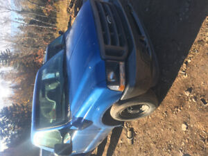 Parting out 02 f350 and 05 Chrysler minivan