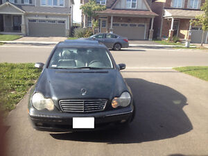 Reduce priceRear opportunity 2001 Mercedes-Benz 300-Series Sedan