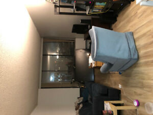 $1300 all utilities included, 3 1/2, McGill Ghetto for April/May