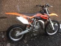 KTM SX80