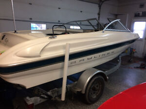 2000 BAYLINER 1750  3.0.L. 4 CLY  LIKE  NEW