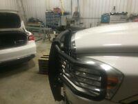 Dodge bumper