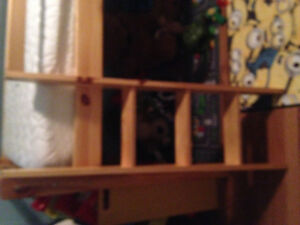 Kids bed with ladder 150obo London Ontario image 2