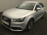 £150.87 PER MONTH 2011 AUDI A1 1.6TDI SPORT 3 DOOR MANUAL DIESEL