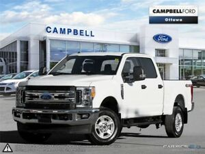 2017 Ford F-250 XLT 4X4-17,000 KMS-LOADED ONLY 1