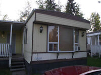 3 Bedroom Mobile home $49,000 OBO for quick sale
