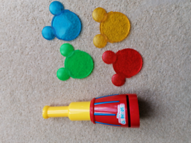 Disney Mickey mouse clubhouse telescope
