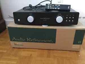 Ampli Audio Refinement complete