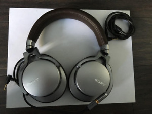Sony MDR-1A - casques (Supraaural, Bandeau, 4 - neuf