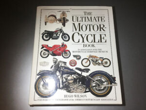 Motorcycle Enthusiast Book BMW Ducati Indian NSU Harley Sunbeam